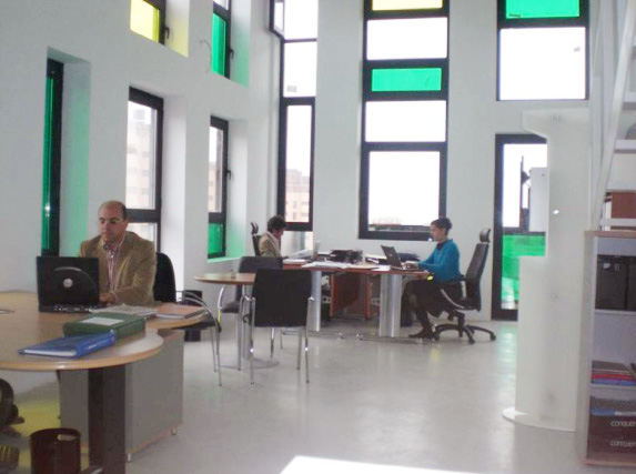 Croquis ingenier a de la edificaci n direcci n de obra for Croquis de oficinas administrativas